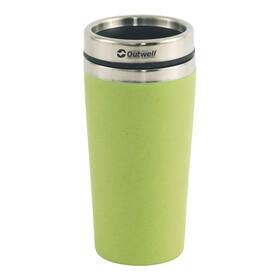 Outwell Bamboo Vacuum Mug green